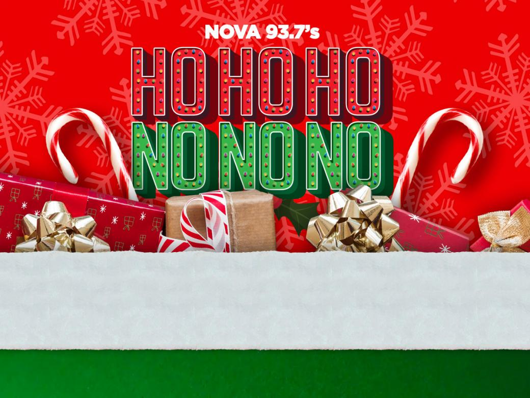 Nova 93.7's Ho Ho Ho or No No No