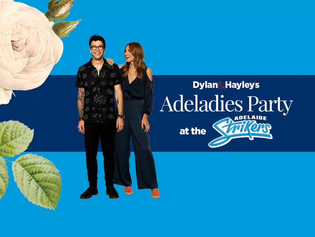 Win VIP Adelaides tickets for you and two girlfriends to watch the Adelaide Strikers take on the Hobart Hurricanes!