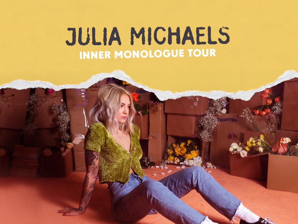 Nova's Sending You To See Julia Michaels LIVE!