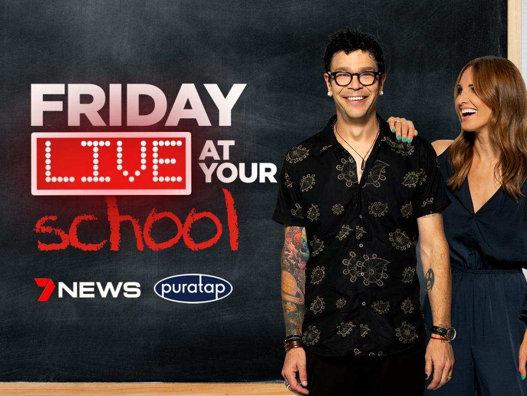 Friday LIVE @ Your School!