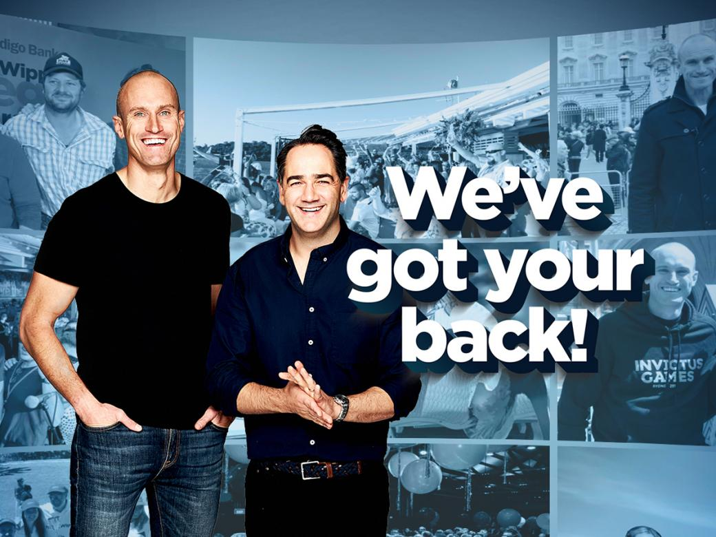 Do You Have A Friend That Needs Fitzy & Wippa's Help?