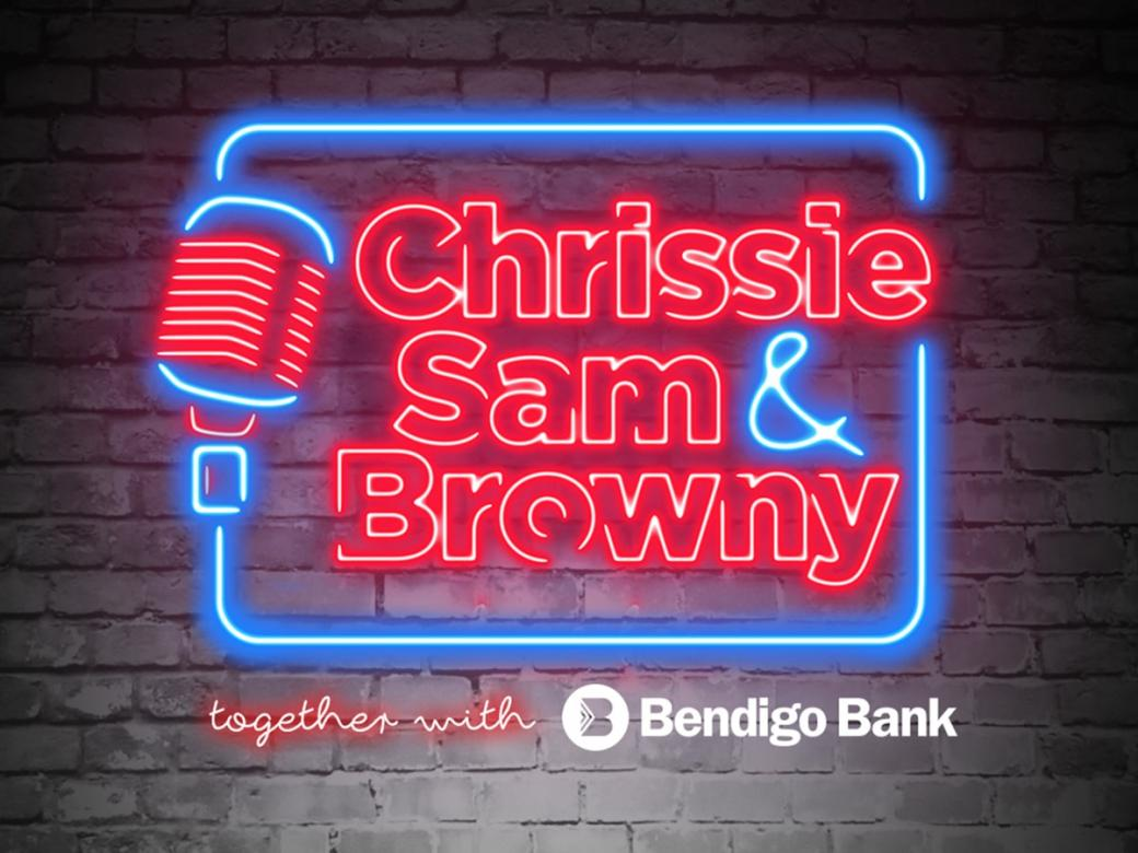 Win VIP Tickets To See Chrissie, Sam & Browny, Together With Bendigo Bank, LIVE For Melbourne International Comedy Festival!