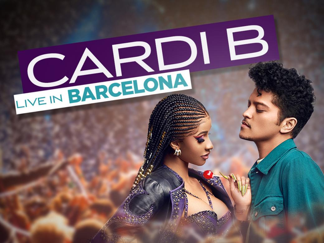 Smallzy's Sending You To See Cardi B Live In Barcelona!