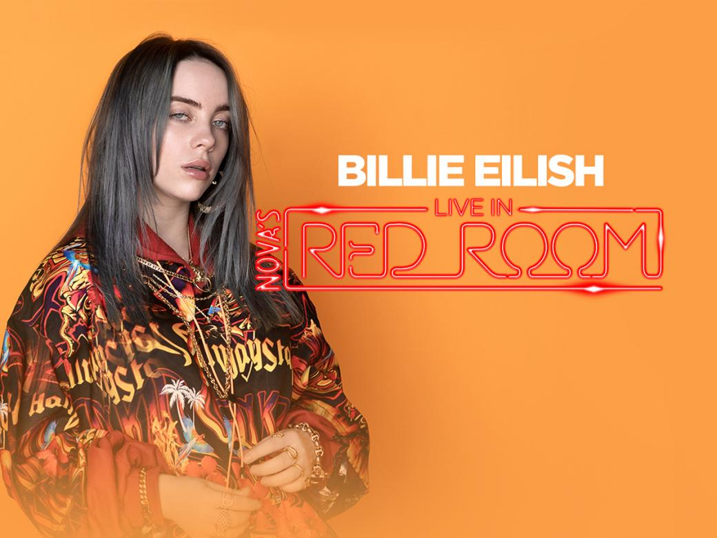 Smallzy's Sending You To See Billie Eilish Live In Nova's Red Room!