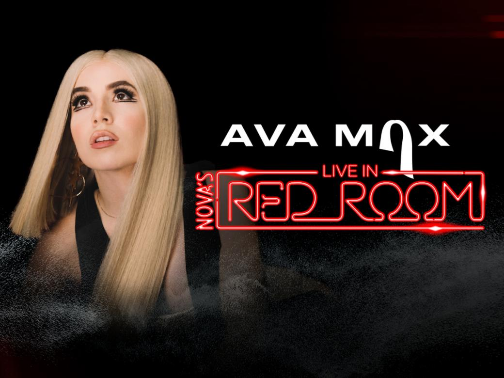 Smallzy's Sending You To See Ava Max Live In Nova's Red Room!