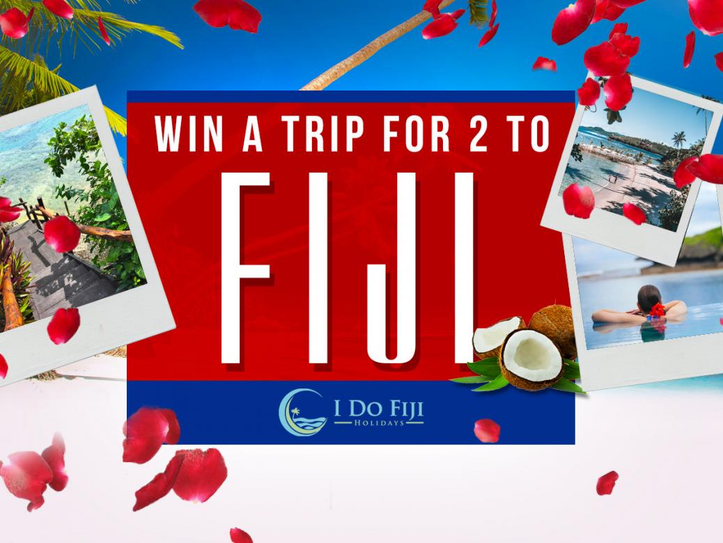 Win A Trip To Fiji For 2!