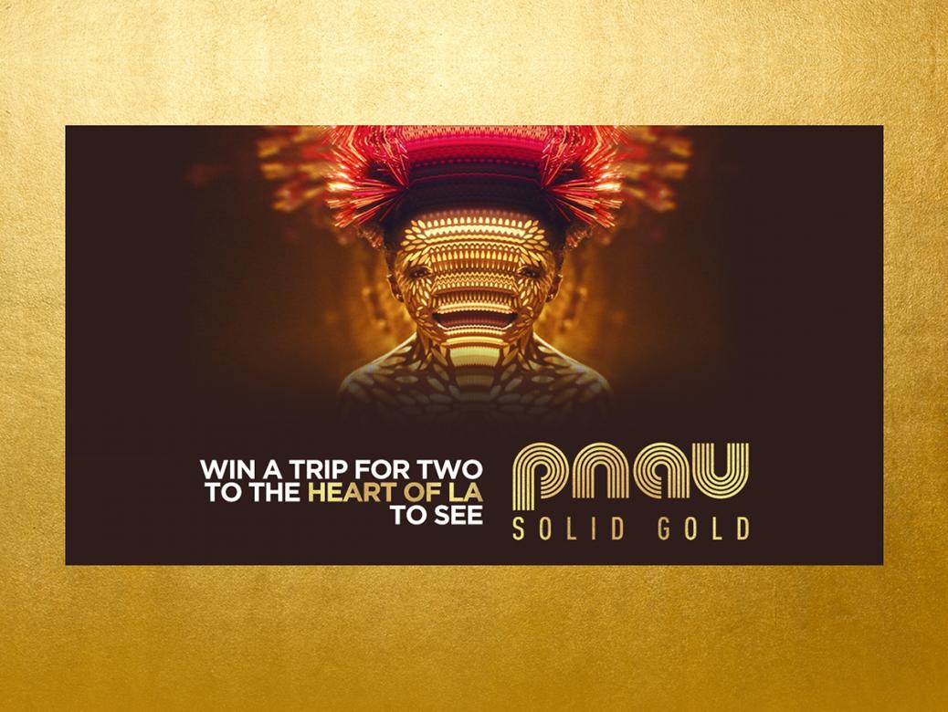 Smallzy's Win A Trip For Two To The Heart Of LA To See PNAU!