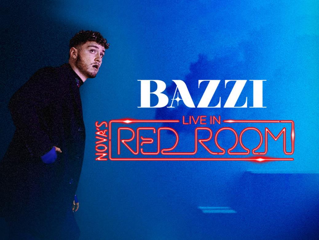 Smallzy's Sending You To See BAZZI Live In Nova's Red Room!