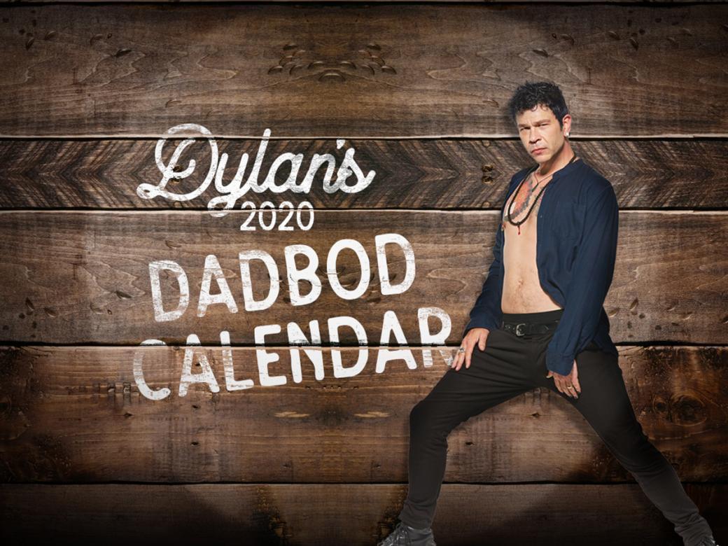 Dylan's 2020 DadBod Calendar
