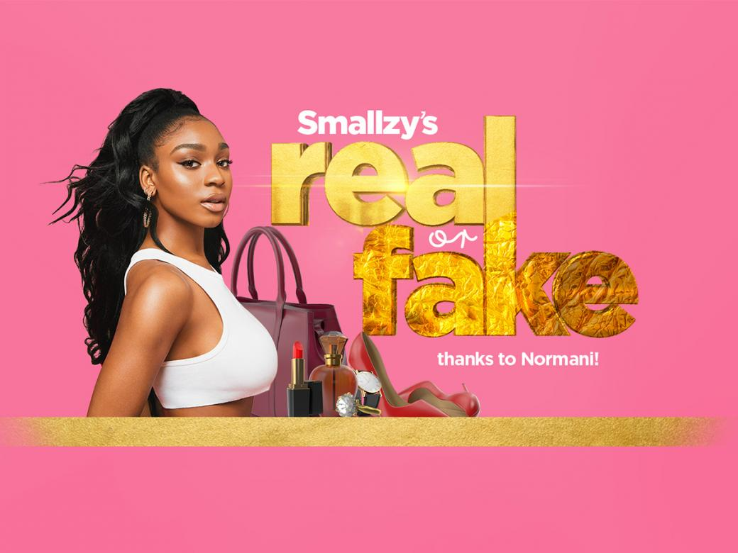 Smallzy's Real Or Fake!  Win Designer Items Thanks To Normani's 'Motivation'!
