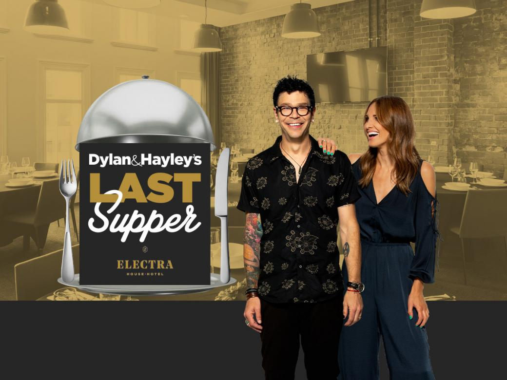 Dylan And Hayley's Last Supper