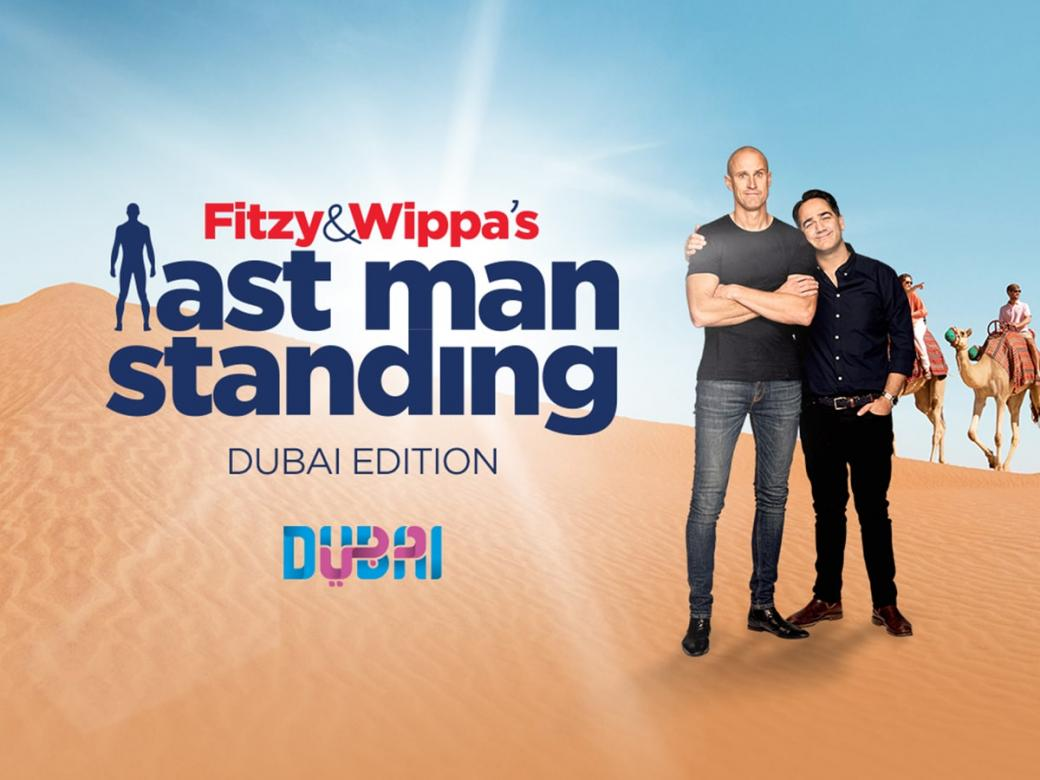 Fitzy & Wippa Have Your Chance To Win A Trip To Dubai!