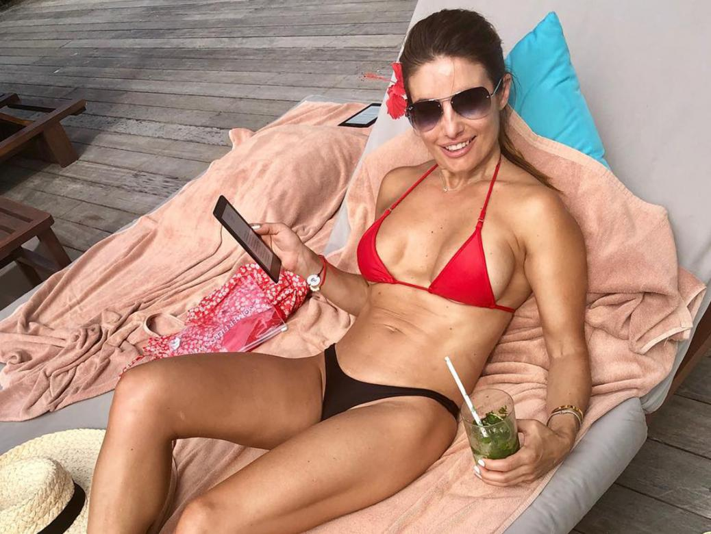 Home and Away star Ada Nicodemou hits back at body shamers in the best way possible