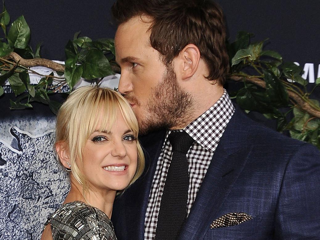 Anna Faris breaks her silence on Chris Pratt's engagement to Katherine Schwarzenegger