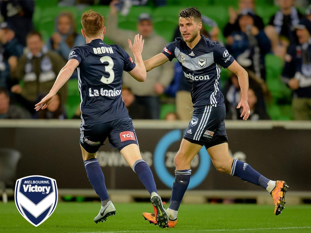 Win your way to see Melbourne Victory this season!