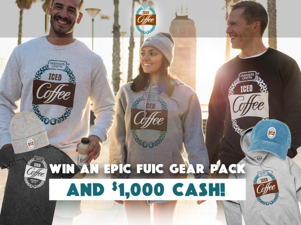 Look As Good As FUIC Tastes! WIN An Epic FUIC Gear Pack And $1,000 Cash