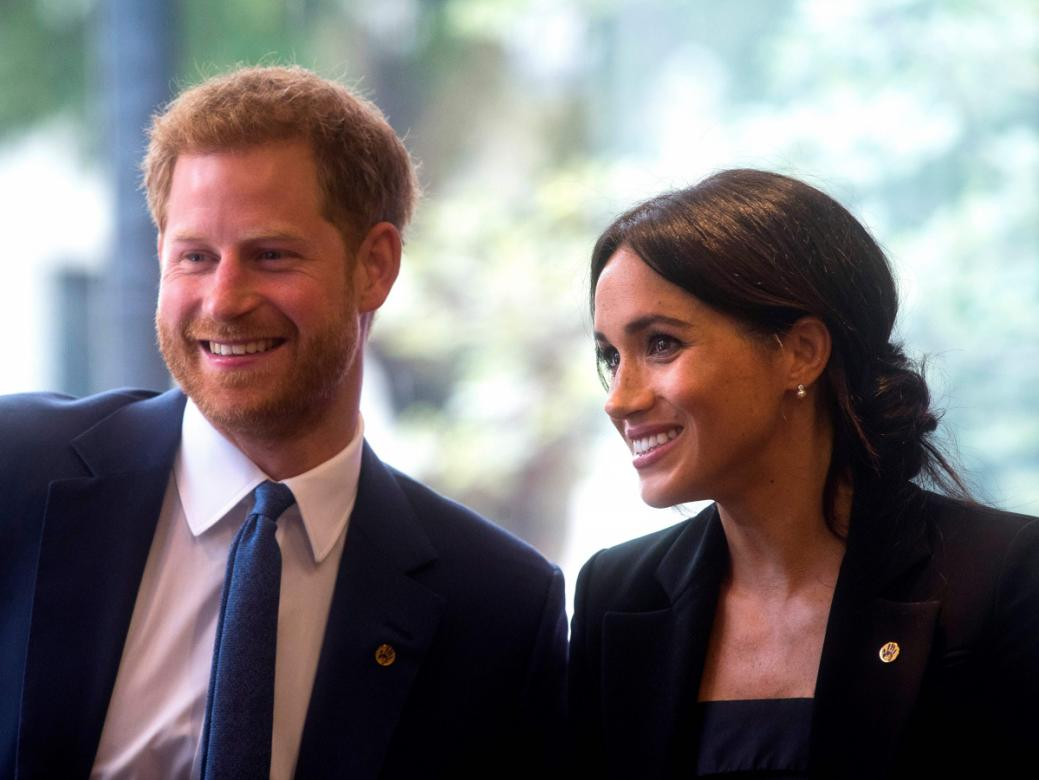 Here's some very convincing proof that Meghan Markle is pregnant