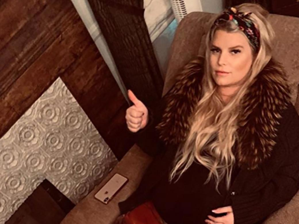 Jessica Simpson Has Given Birth And The Name Is Random AF