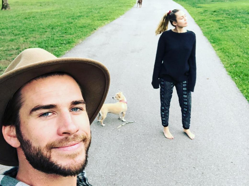 Liam Hemsworth Slams Cody Simpson In Facebook Post