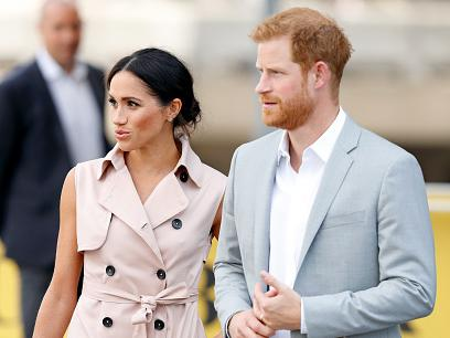 Prince Harry and Meghan Markle may reportedly leave Kensington Palace after spat
