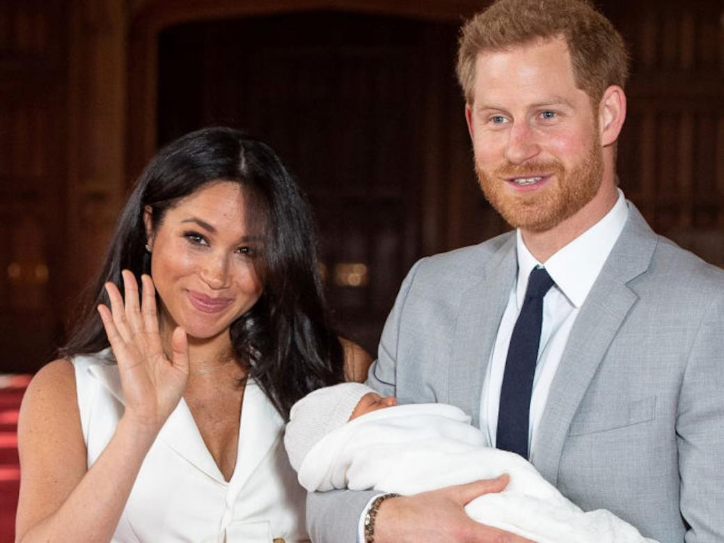 Archie's Birth Certificate Reveals Meghan Markle's Official Job Title