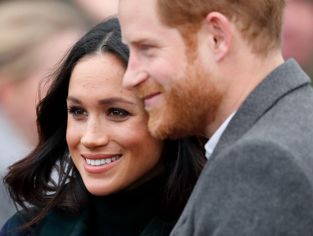 BREAKING: Kensington Palace announce who will walk Meghan Markle down the aisle