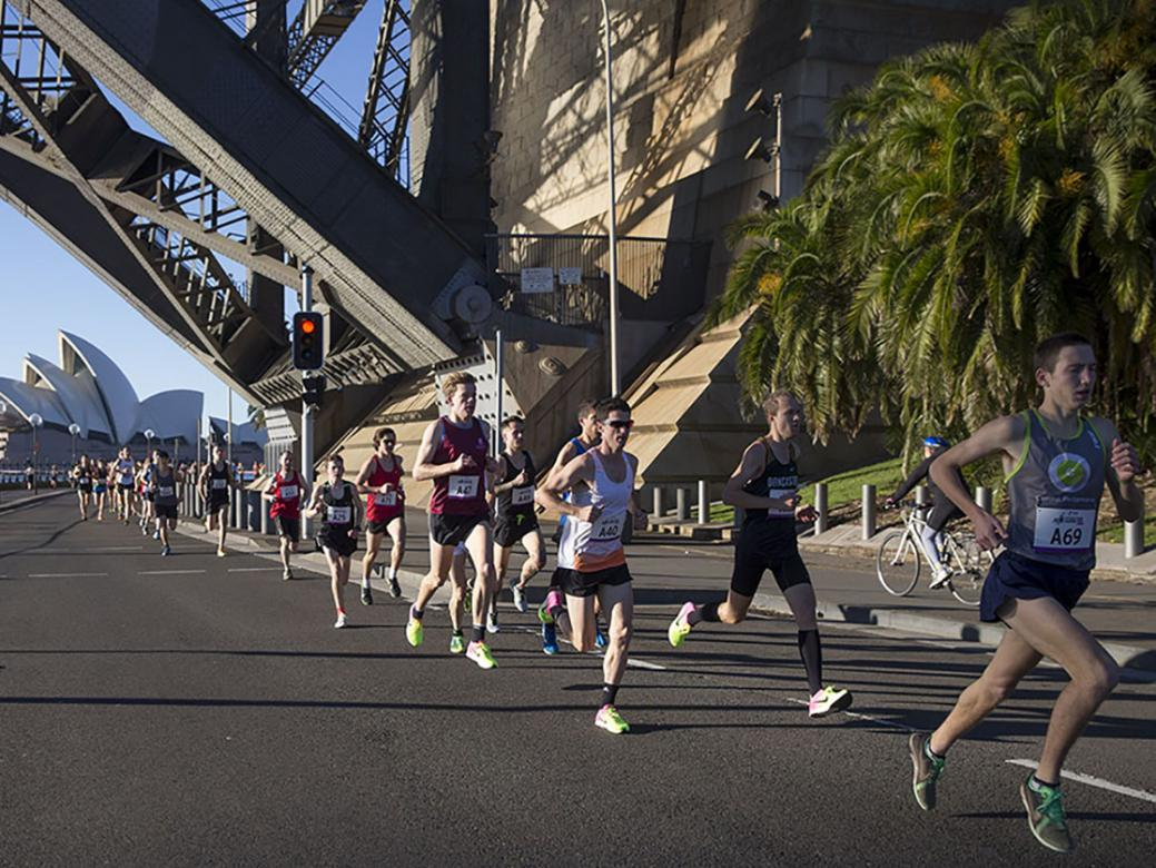 Win your entry to the Real Insurance Sydney Harbour 10k and 5k!