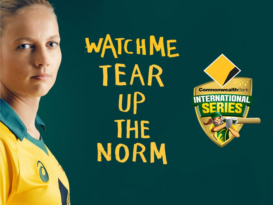 Win your way to the Melbourne Commonwealth Bank Women's ODI - Australia v New Zealand!