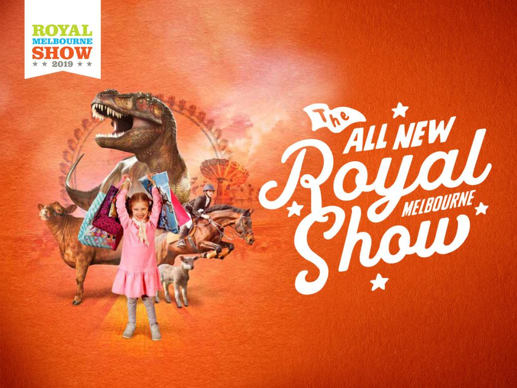 Win Family Passes To The All New Royal Melbourne Show!