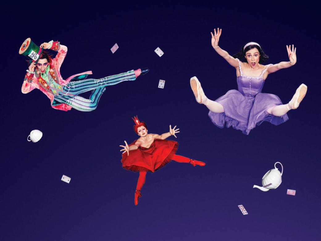 Win an Alice's Adventures in Wonderland experience with The Australian Ballet!