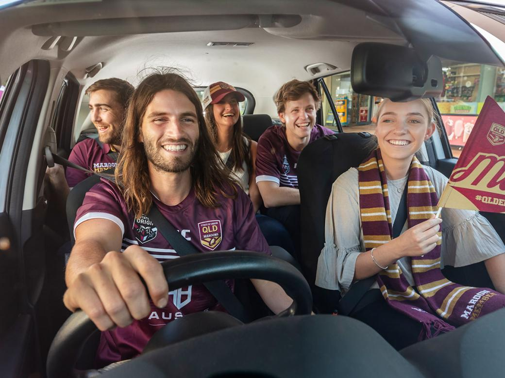 Win a 2019 QLD Maroons Ultimate Supporter Prize Pack!