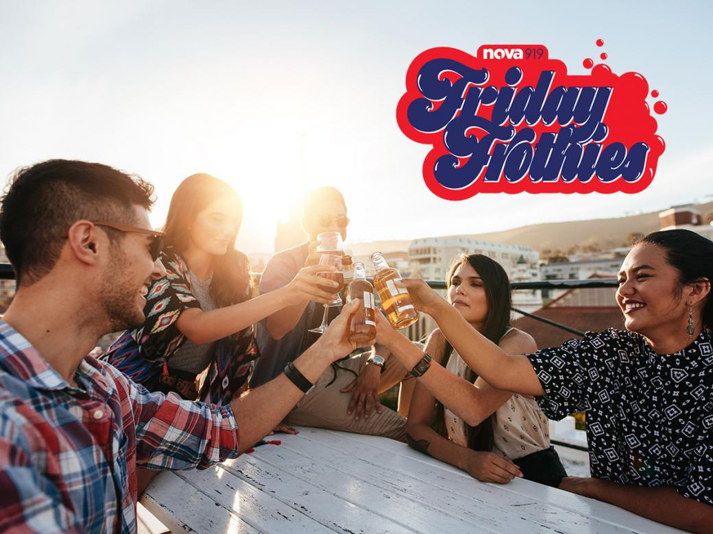 Win Friday Frothies for you and your work place!