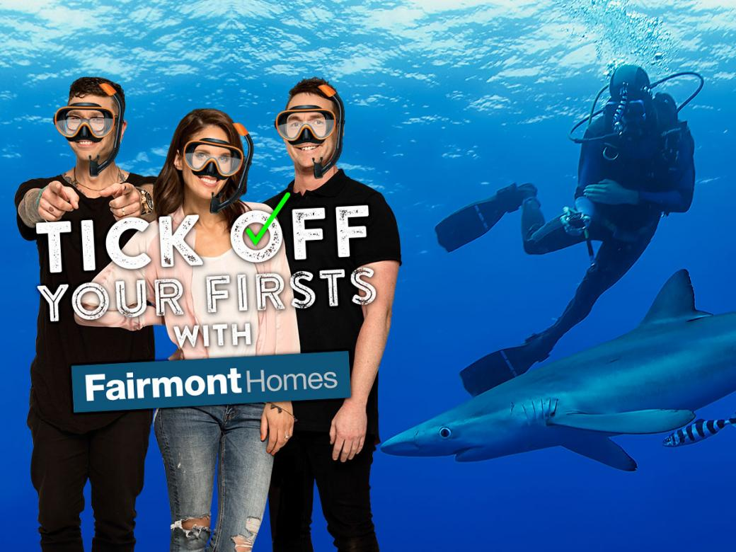 Tick off your firsts with Fairmont Homes!
