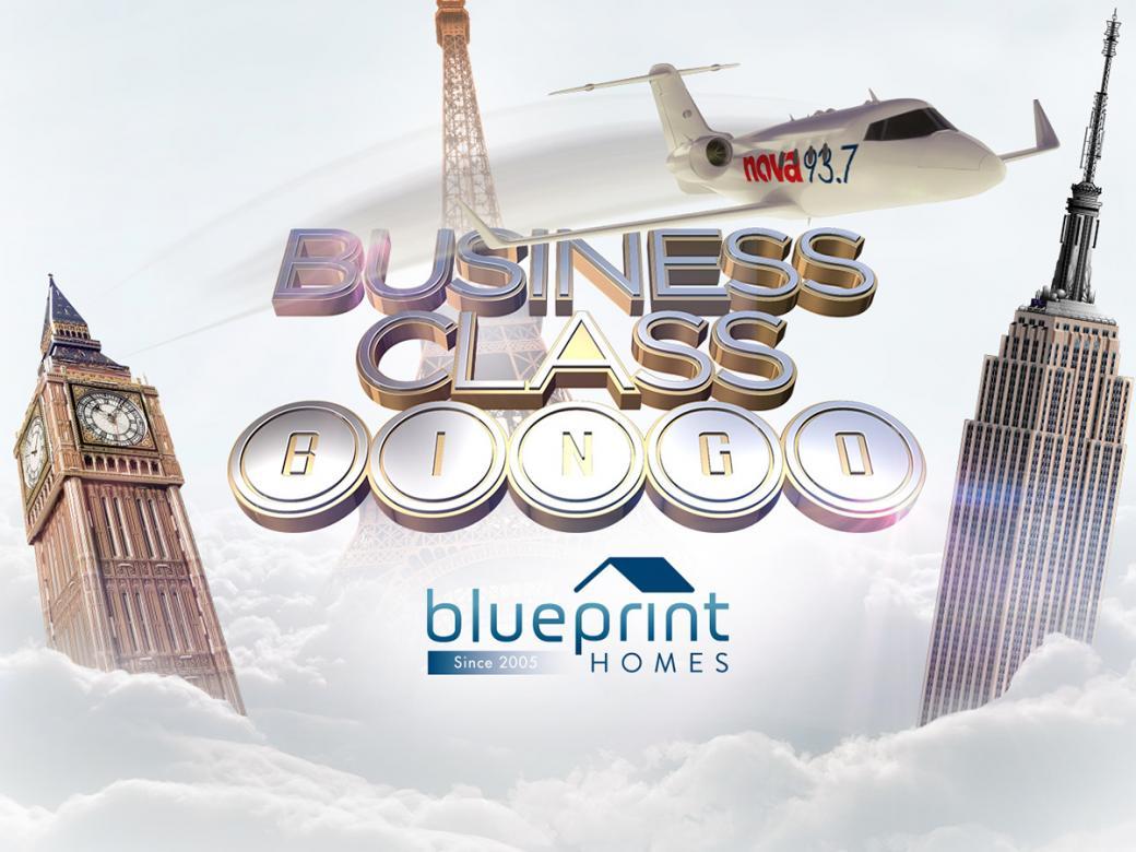 Nova 93.7's Business Class Bingo for Blueprint Homes