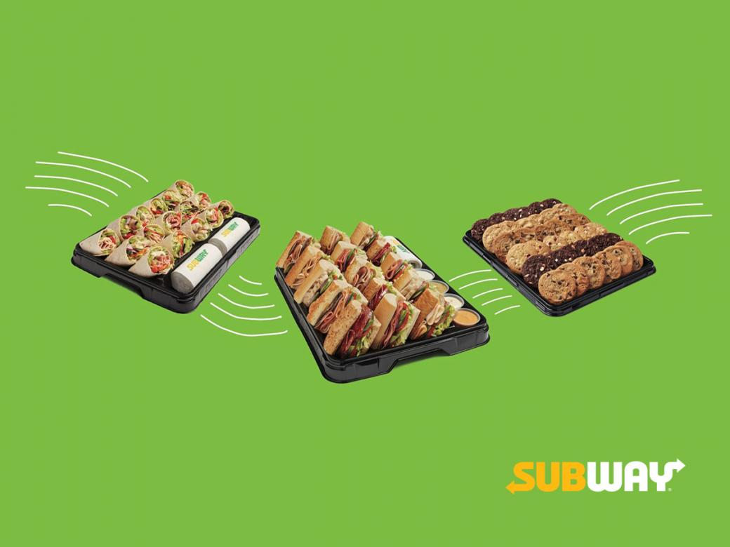 Win lunch thanks to Subway!