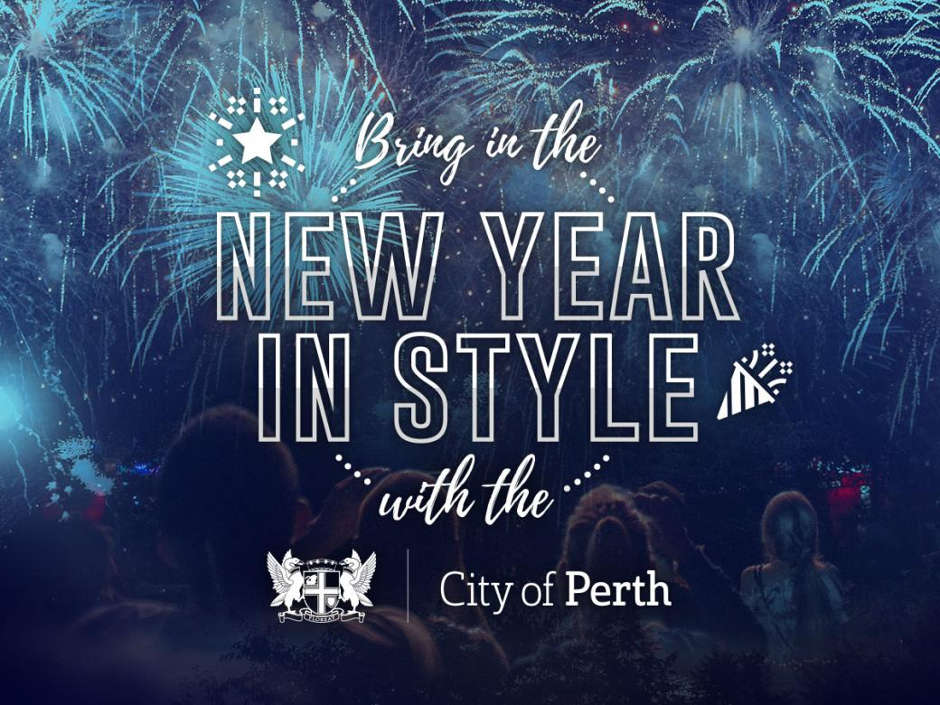 Bring in the New Year in style with a $1,000 City of Perth experience.