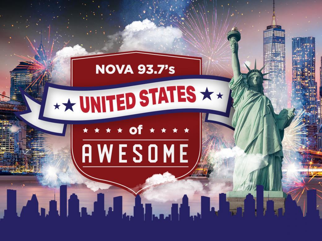 Nova 93.7's United States of Awesome