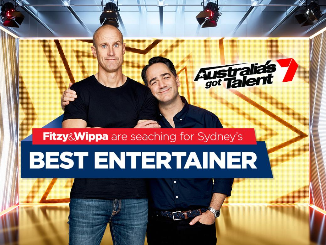 Are You Sydney's Best Entertainer? Fitzy & Wippa Have $10k For You!