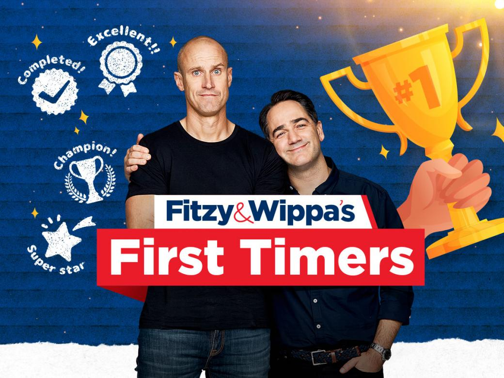 What Simple Thing Have You Never Done? Fitzy & Wippa Want To Hear It!