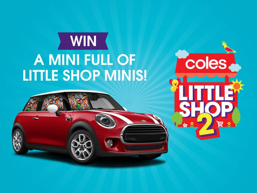 Win A MINI Full Of Minis!