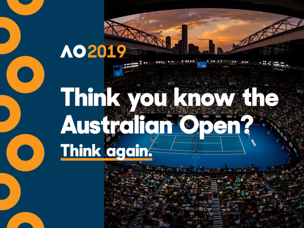 Upgrade your Australian Open 2019 experience!