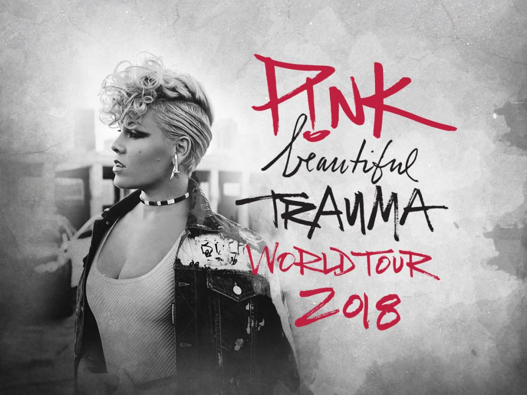 Smallzy's sending YOU to see P!NK live on her Beautiful Trauma Tour!