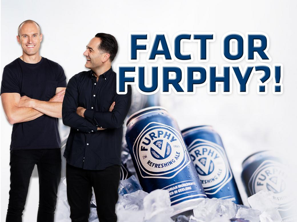 Win a slab of Furphy and $1,000 cash with Fitzy & Wippa!