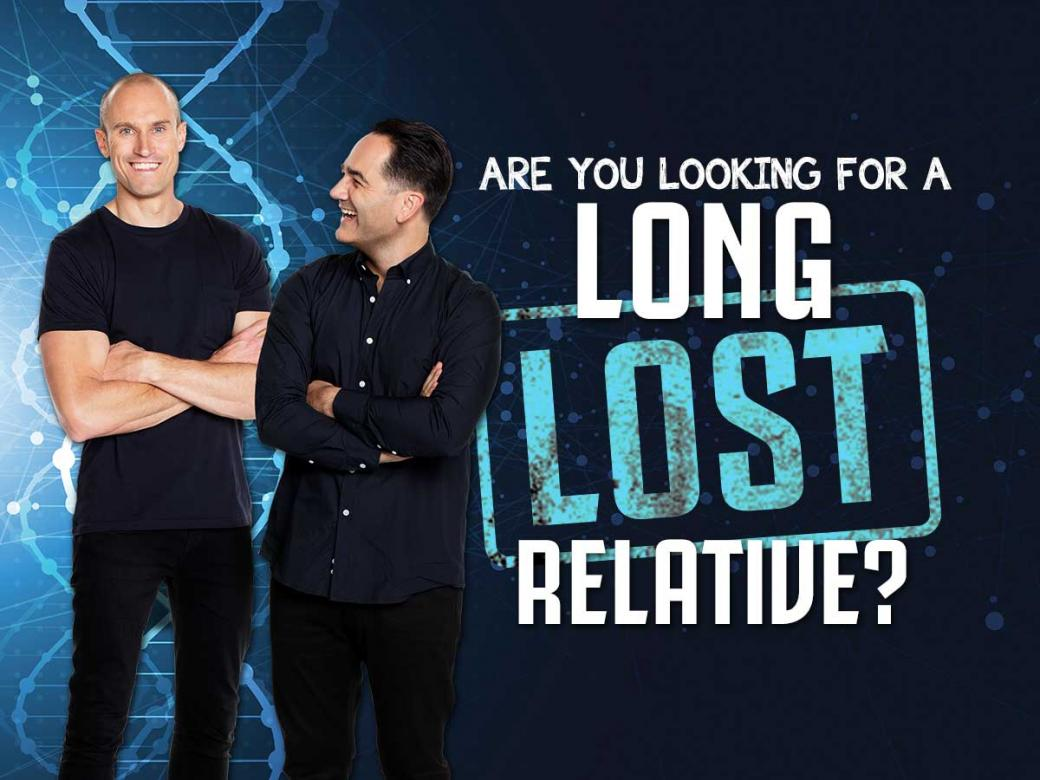 Are you looking for a long lost relative?