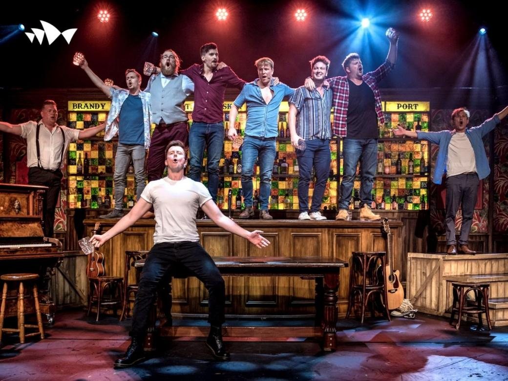 The Pint Filled Good Time Returns! Win A Double Pass To The Choir Of Man At The Sydney Opera House