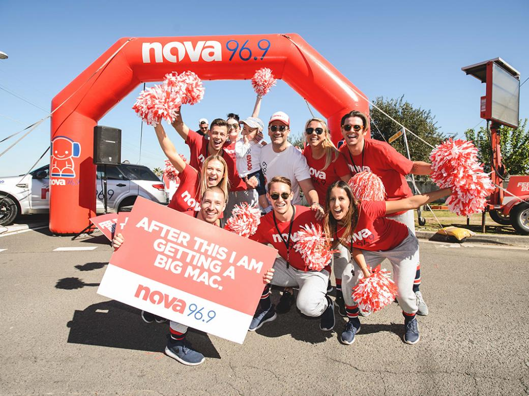 Do you want to join Team Nova at the City2Surf?
