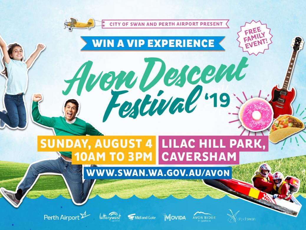 WIN A VIP Experience At The Avon Descent Festival 2019