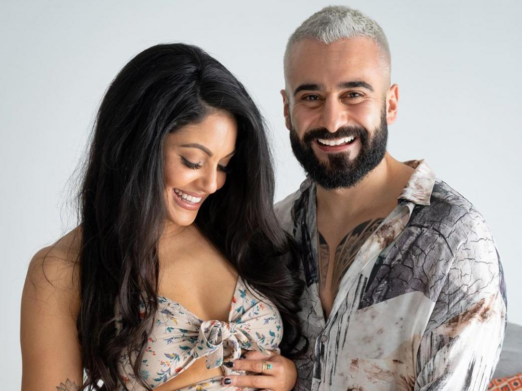 Gogglebox's Sarah Marie And Matty Fahd Welcome First Baby
