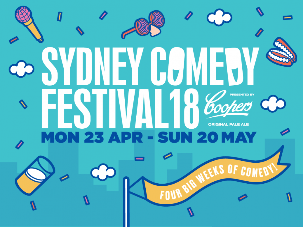 WIN your way to Sydney Comedy Festival!