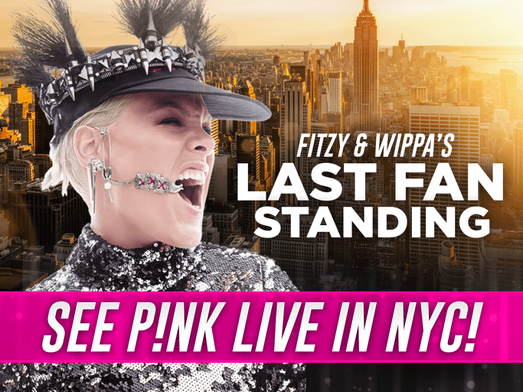 Win Your Way To See P!NK In NYC!